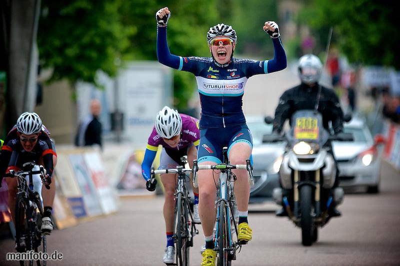 Mieke Kröger: Sieg bei der DM Berg
